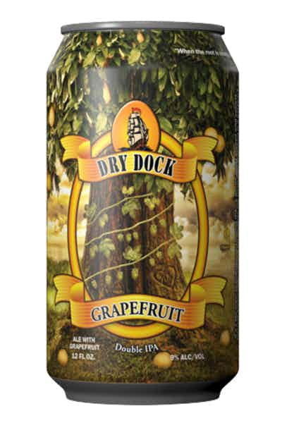 Dry Dock Grapefruit Double IPA