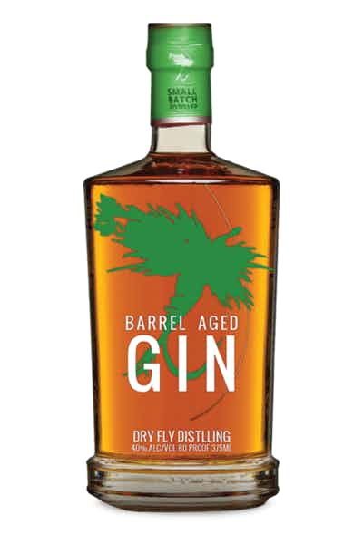 Dry Fly Barrel Reserve Gin