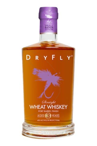 Dry Fly Port Finish Wheat Whiskey