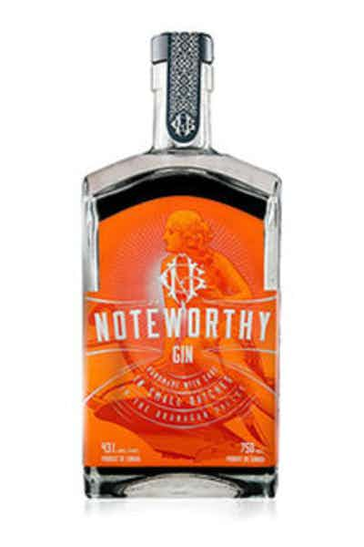 Dubh Glas Noteworthy Gin