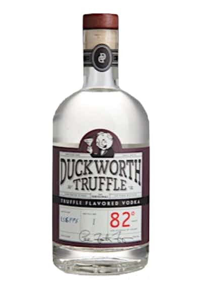 Duckworth Truffle Vodka
