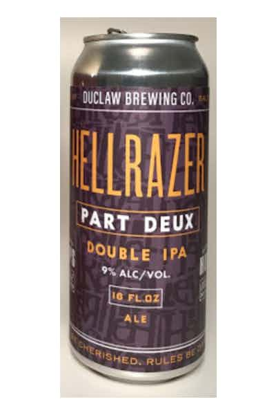 DuClaw Hellrazer Part Deux Double IPA