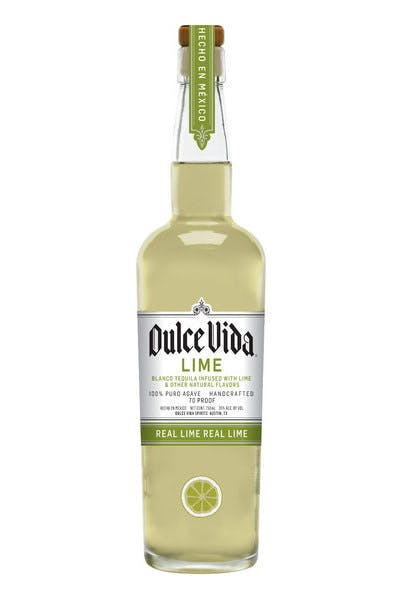 Dulce Vida Lime Tequila
