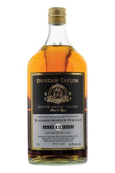 Duncan Taylor Blended Scotch 12 Yr