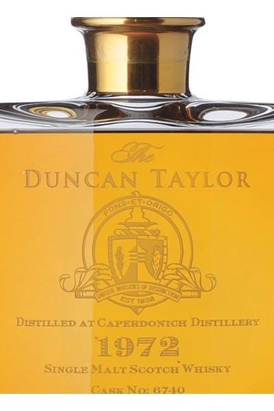 Duncan Taylor Tantalus Caperdonich 1972