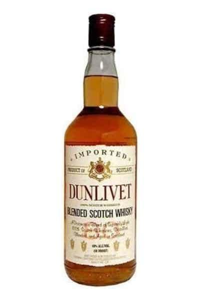 Dunlivet Scotch Whisky