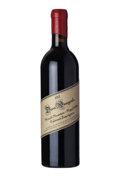 Dunn Howell Mountain Cabernet Sauvignon 2012