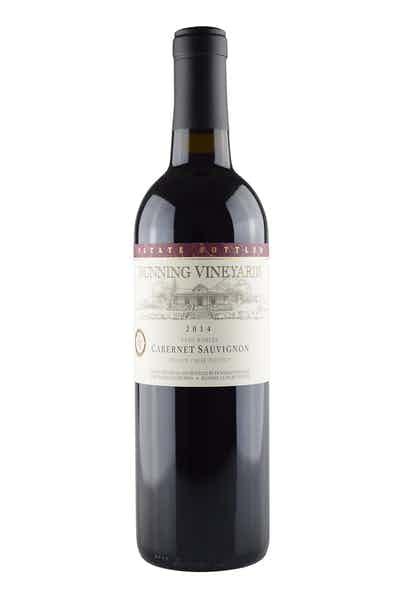 Dunning Vineyards Estate Cabernet Sauvignon