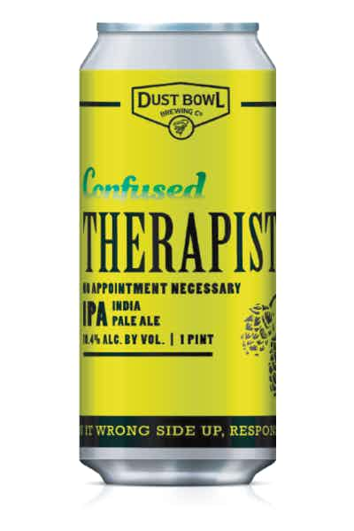 Dust Bowl Brewing Confused Therapist Hazy IPA