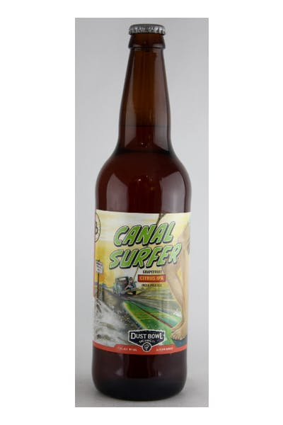 Dust Bowl Canal Surfer IPA