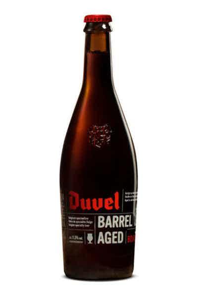 Duvel Barrel Aged Ale