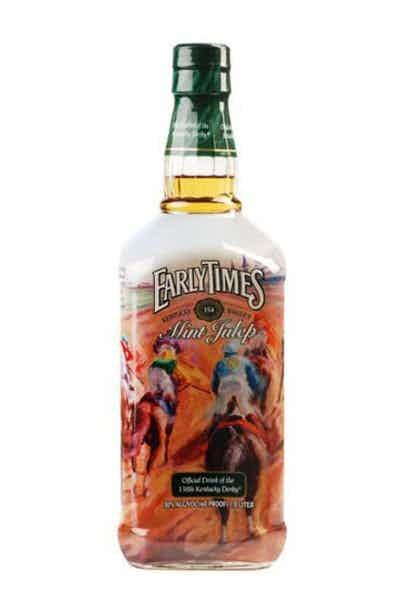 Early Times Bourbon Mint Julep