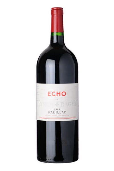 Chateau Echo De Lynch Bages Pauillac 2012