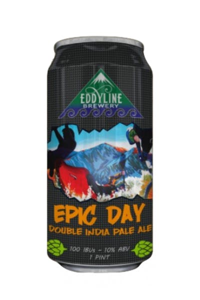 Eddyline Epic Day Double Ipa
