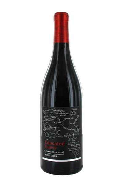 Educated Guess Pinot Noir