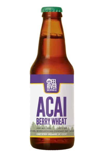 Eel River Acai Berry Wheat