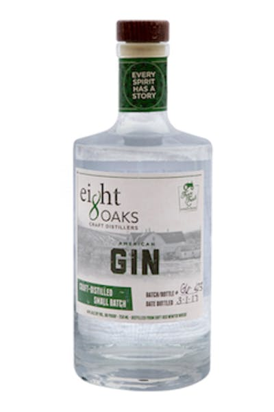 Eight Oaks Gin