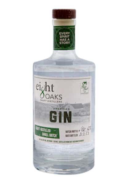 Eight Oaks Gin