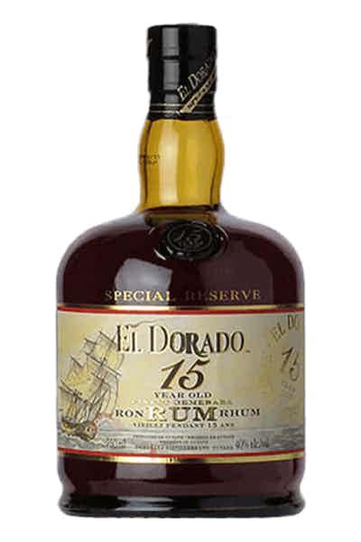 El Dorado Rum 15 Year