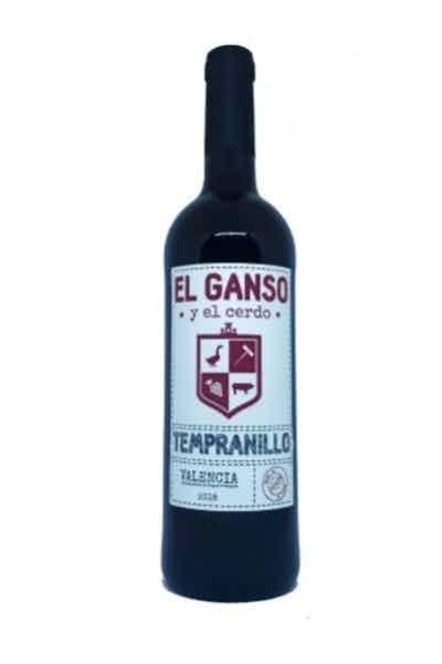 El Ganso Y El Cerdo Valencia Tempranillo