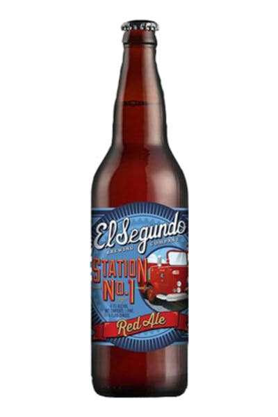 El Segundo Station No.1 Red Ale