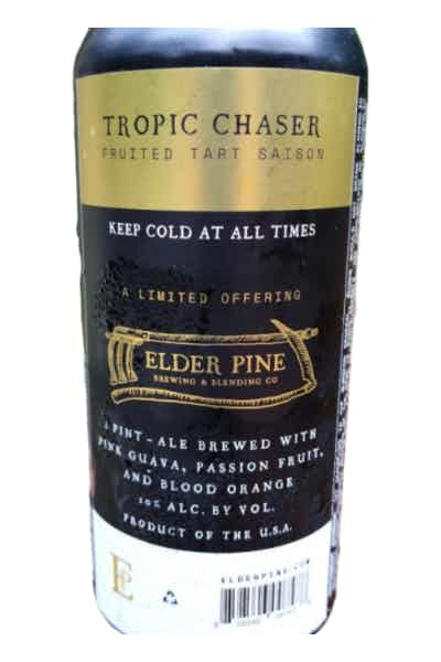 Elder Pine Brewing Tropic Chaser Saison