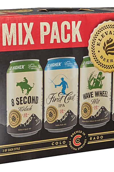 Elevation Brewing Co. Variety Pack
