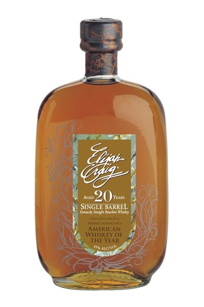 Elijah Craig Single Barrel 22 Year
