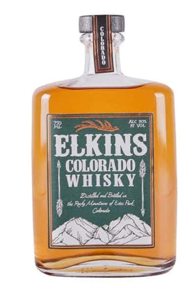 Elkins Colorado Whisky