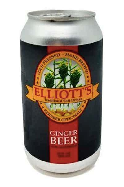 Elliot's Ginger Beer