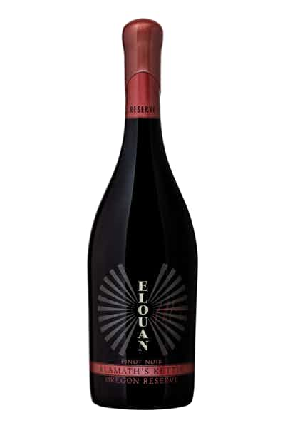 Elouan Klamath's Kettle Reserve Pinot Noir