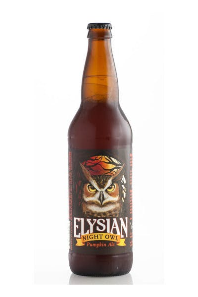 Elysian Night Owl Pumpkin