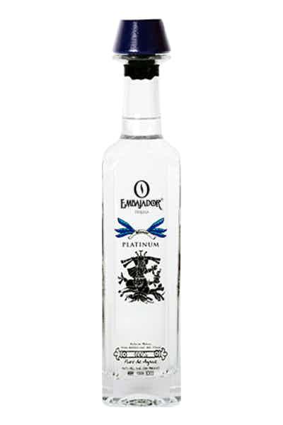Embajador Platinum Tequila Blanco