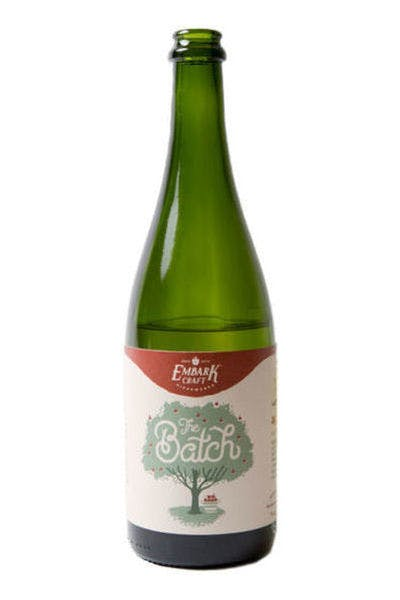 "Embark ""The Batch"" Cider"