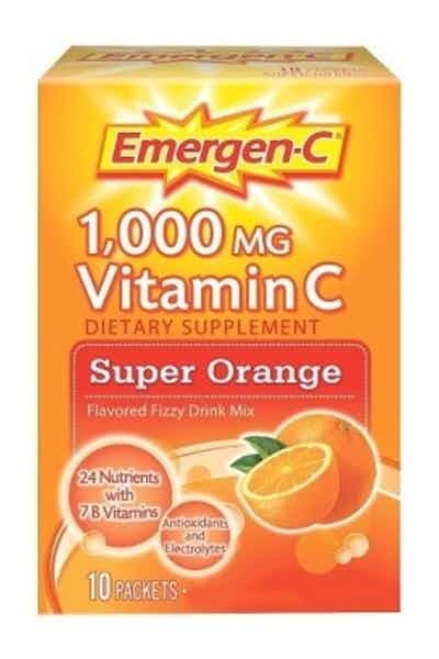 Emergen C Vitamin C Supplement