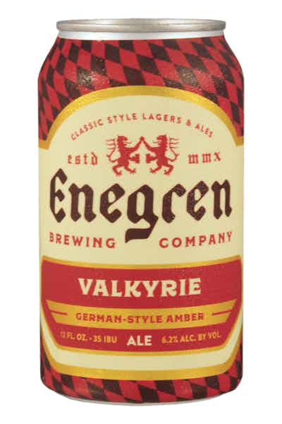 Enegren Valkyrie German Style Amber Ale