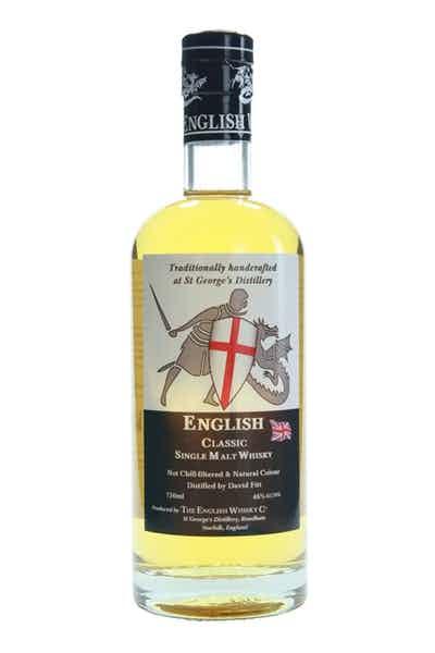 English Whisky Company Classic