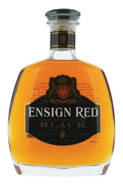 Ensign Red Black