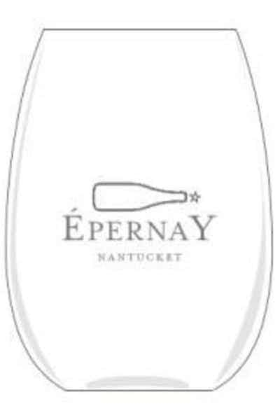 Epernay Logo GoVino Glass