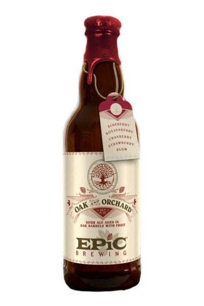 Epic Oak & Orchard Pinot
