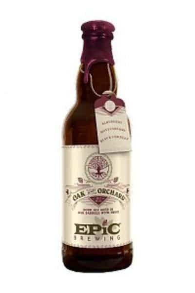 Epic Brewing Oak & Orchard Syrah