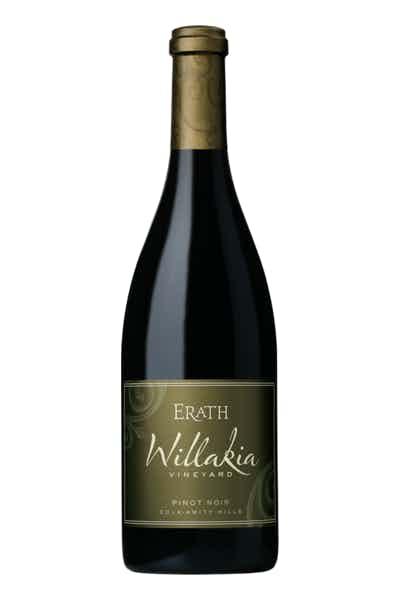 Erath Pinot Noir Willakia Vineyards