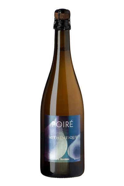 Eric Bordelet Poire Authentique Pear Cider