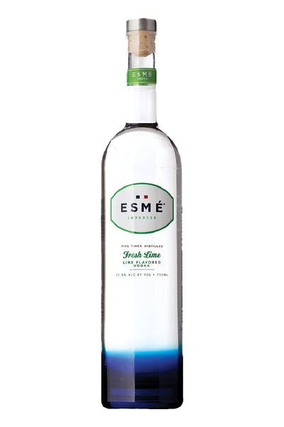 Esme Fresh Lime Vodka