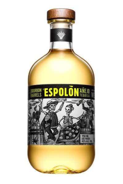 Espolòn Tequila Añejo