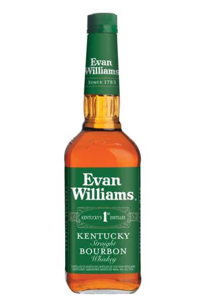 Evan Williams Green Label Bourbon