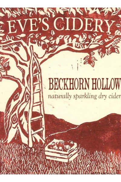 Eve's Cidery Beckhorn Hollow Sparkling