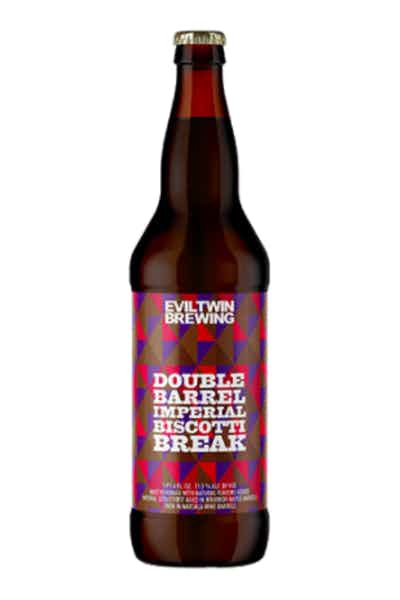 Evil Twin Double Barrel Imperial Biscotti Break