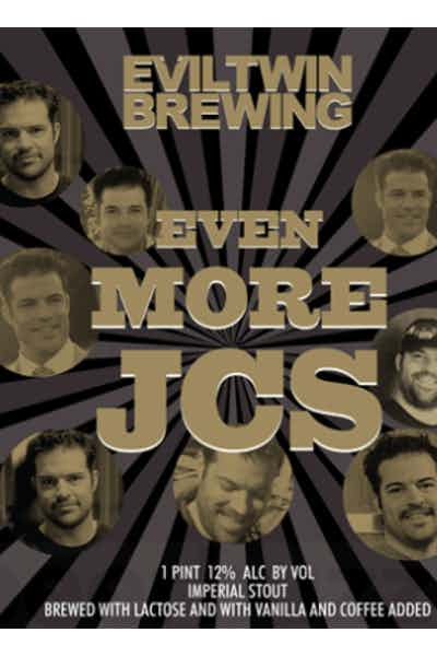 Evil Twin Even More JCS Imperial Stout