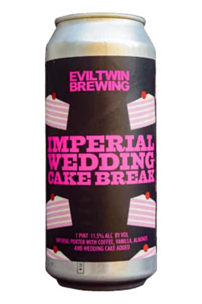Evil Twin Imperial Wedding Cake Break Porter